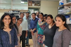 2 weeks internship done by Dr. Soma Patnaik at  IIT Madras (IITM), Chennai
