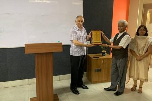 Guest Lecture on 'Attributes of a successful lawyer'