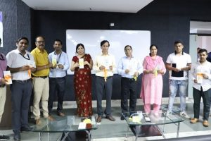 Felicitation Programme Students & Faculty Members