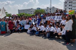 Dandi March – to Save Mother Earth: Manav Rachna Life Skill Programmes