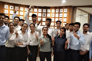 Infogain Campus Placement Drive