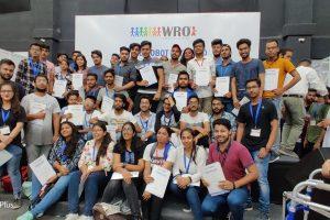 Participation in WRO 2019(World Robotics Olympiad)