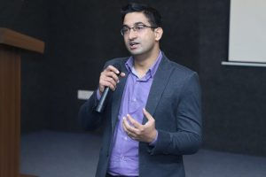 Interactive session for BBA F&A CMA students