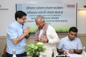 Haryana Environment Protection Foundation to implement NGT mandate in Haryana with special measures to protect and conserve environment