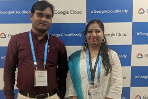Google Cloud Readiness Faculty Event