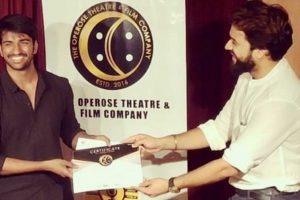 MRite Shine at STAGERS organized by Operose