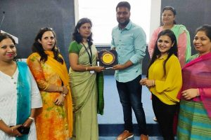 Alumni Talk for B.Tech CSE