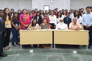 Invited Speaker at IIIT, New Delhi