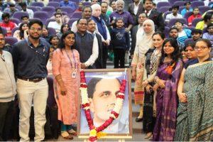 ISRO's Vikram Sarabhai Centenary Programme (Faridabad Chapter) drew to a grand close at Manav Rachna