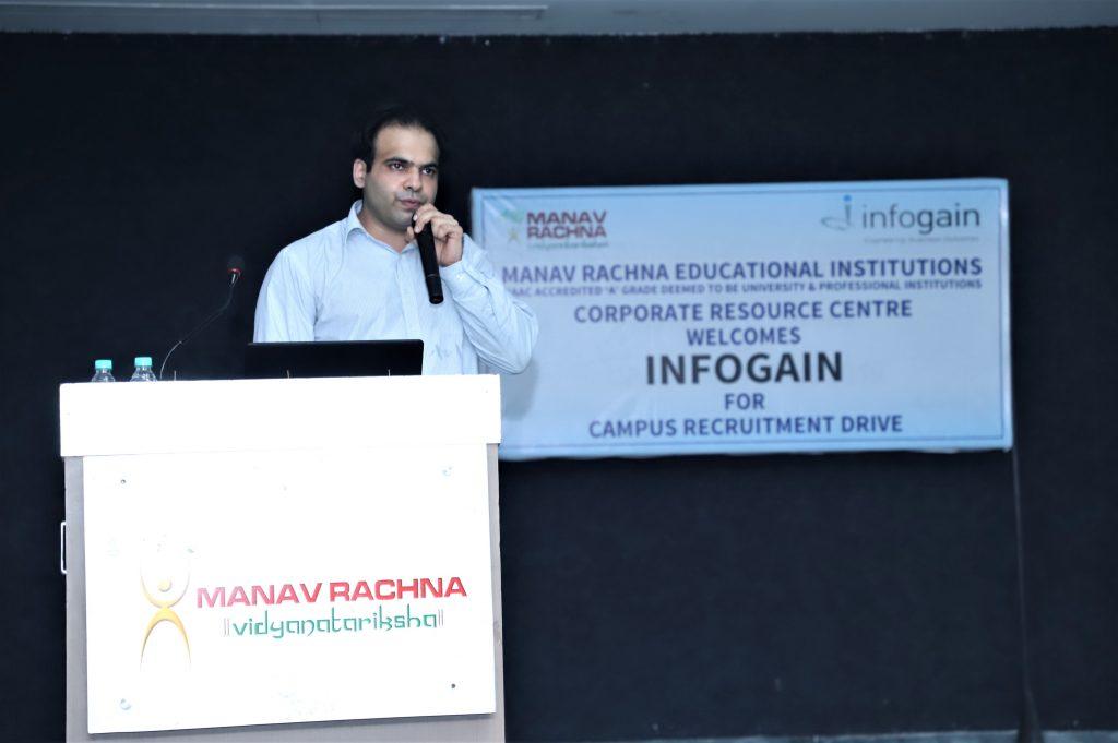 Infogain (HR)