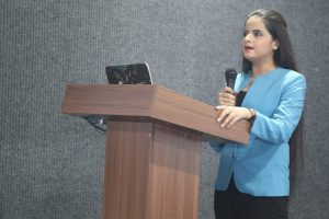 Expert Lecture by Ms. Jaspreet Kaur, Anchor at News 18 India