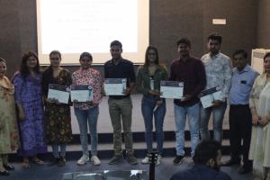 Appreciation Ceremony for Mathematics students