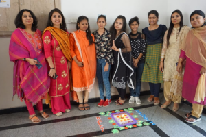 Rangoli Competition 2019