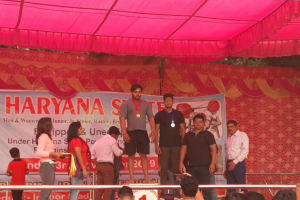 Haryana State Power Lifting Boys & Girls Bench Press Championship 2019