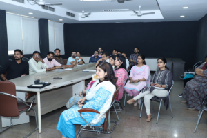 Awareness session on safeguarding intellectual property rights