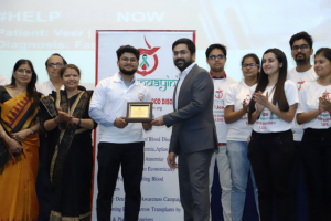 Tejasv Tanwar Donated Stem Cell and Saved a Life