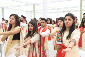 Manav Rachna fraternity sets high benchmarks at Convocation 2019