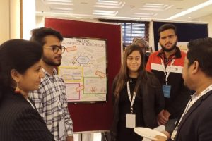 Biotech students presented Poster at 2nd International Cancer Immunotherapy Workshop