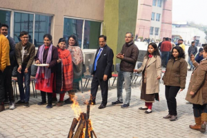 Lohri Celebration 2020