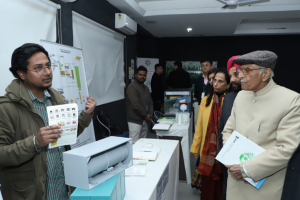 Seminar and Exhibition on 'Career Opportunities in Waste Management Sector' inaugurated at Manav Rachna