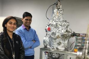 Visit to Pohang Accelerator Lab. South Korea