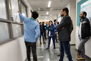 Faculty Visit at IIITD for attending RIISE