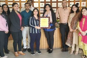 Damco Solutions conducted a pool campus placement drive for 2020 batch
