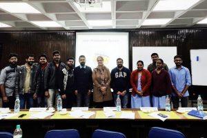 Training at NCB Ballabgarh