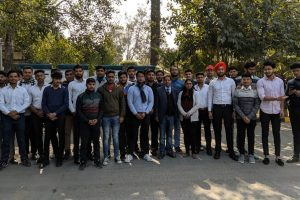Industrial Visit to Imperial Auto Industries Faridabad