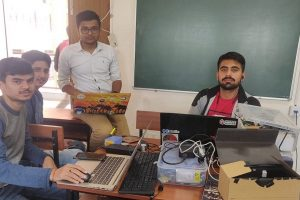 MRU Team and impact wins the first position at 'HackRcdu' Hackathon