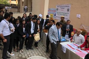 Legal Aid Camp at Faridabad District Court
