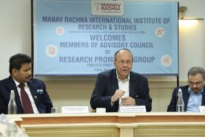 First Advisory Council Meeting of Research Promotion Group (RPG)