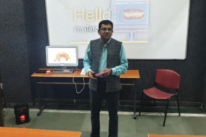 Demonstration on ITero Intraoral Scanner