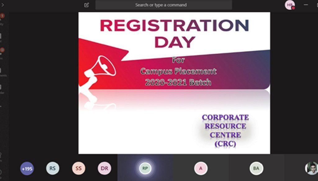 CRC REGISTRATION