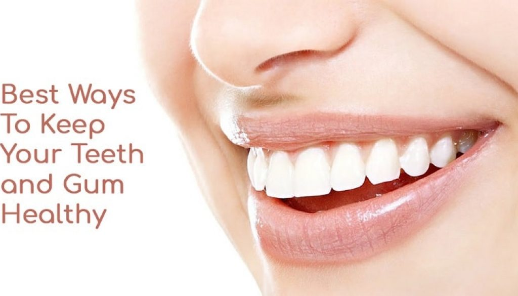 strong teeth tips
