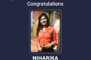 Niharika, BTech CSE MRU reaches Semi Final Round of Re Think Tank Session, organized by QS I Gauge