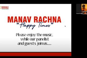 Manav Rachna Happy Times with Daniele Di Spigno, the shooting legend!