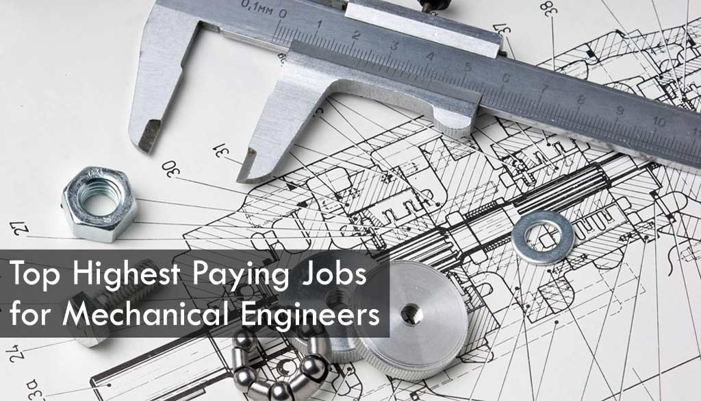 Top 8 Highest Paying Jobs For Mechanical Engineers Manav Rachna