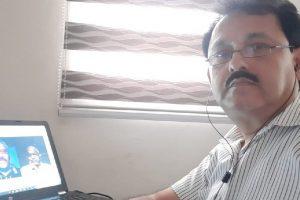 Leadership Talk  by Mr R. Subramanyam organized by MHRD
