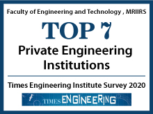 Top 7 Private Engineering Institutes