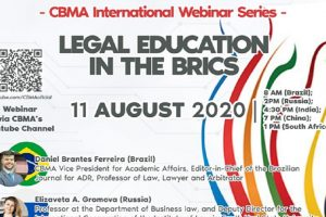 Legal Education in the BRICS
