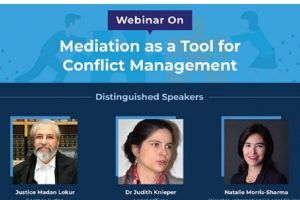 Mediation as a Tool for Conflict Management