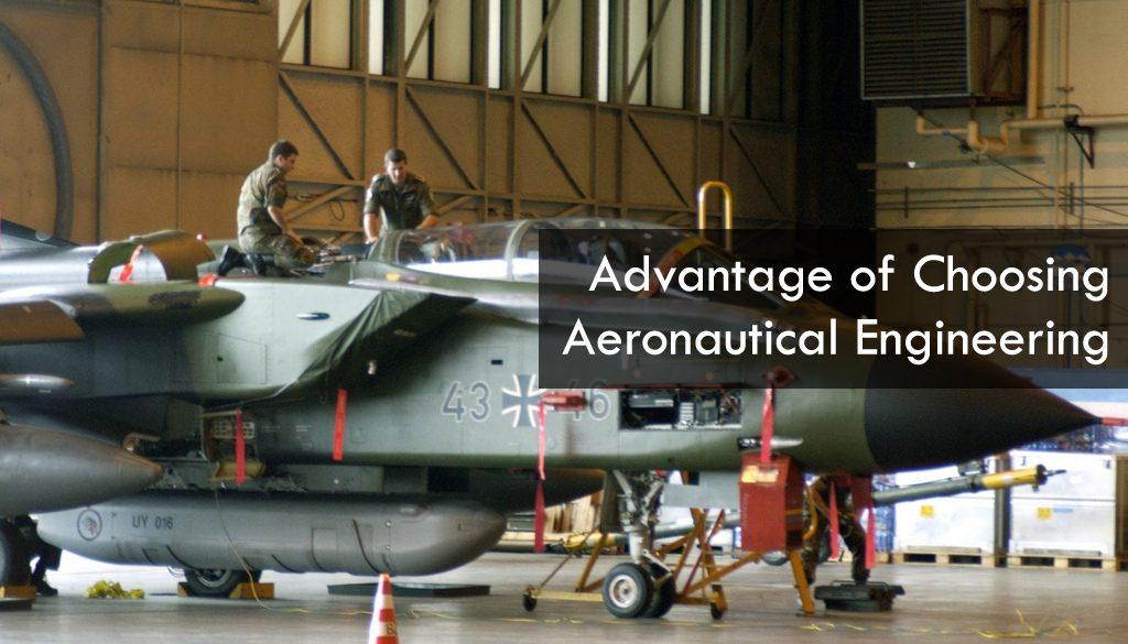 Aeronautical Engineering benefits