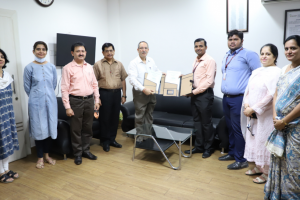 Manav Rachna University signs an MOU with ICT Academy