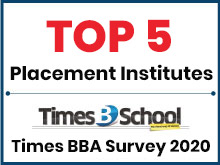 Top 5 BBA Institutes for Placements