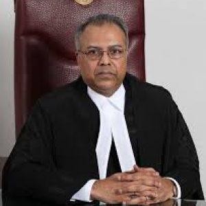 Justice RV Easwar