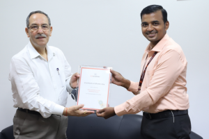 MOU with ICT Academy