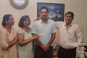 Manav Rachna Alumni Cleared UPSC Exam