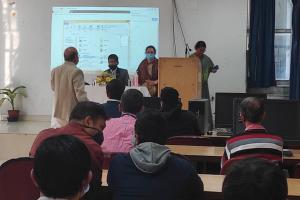 Mentorship to CDAC Kolkata