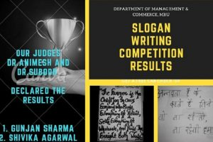 Slogan Writing Competition